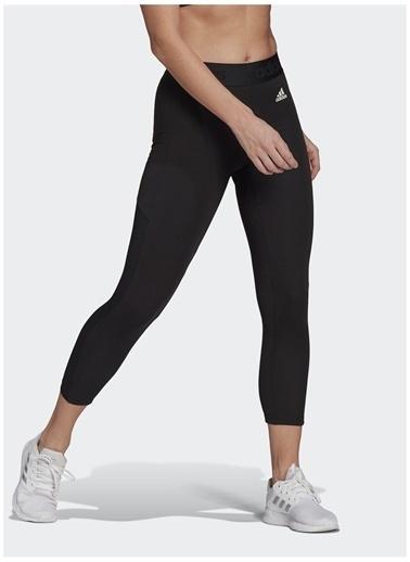 adidas adidas GL4007 W MT 78 TIG Kadın Tayt Siyah